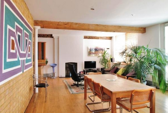 Lovely Converted Spacious Warehouse in Central London