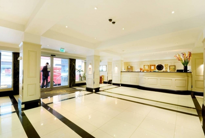 Economical 1 Bedroom Apartment Near Sloane Square